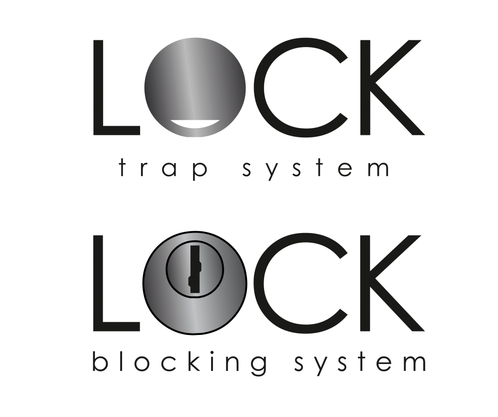 LOCK Trap blockint system