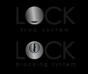 LOCK Trap blockint system