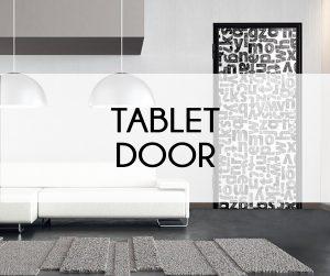 Tablet Door header image 2