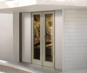 Vitra door glass