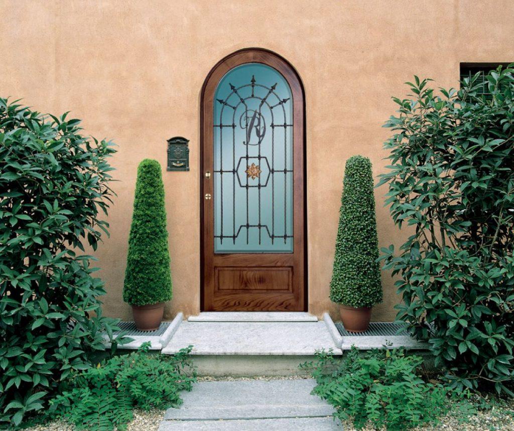Vitra door glass iron